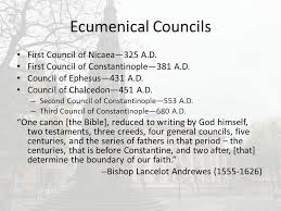Council Of Constantinople 553 The 39 Articles Of Religion Articles Xix Xxii The Church Ppt