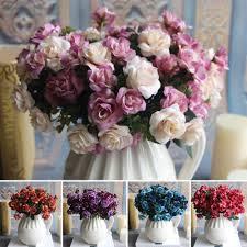Flower Arrangements Home Decor by Popular Floral Silk Arrangements Buy Cheap Floral Silk