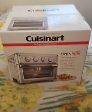 Cuisinart Counterpro Convection Toaster Oven Cuisinart Toaster Ovens Ebay