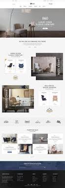 Chair Website Design Ideas Furniture Website Design Grabfor Me