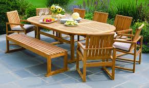 Refinishing Teak Patio Furniture Patio Furniture The Brilliant And Attractive Teak Wood Regarding