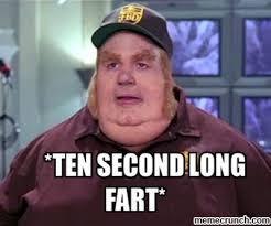 Fart Meme - ten second long fart