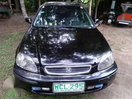 honda civic 1998 vti civic 1998 vti at black for sale