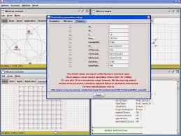 network simulator nsg 2 1 the tcl script generator