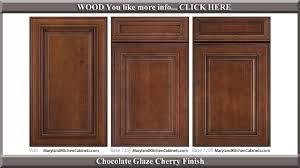 Cherry Glaze Cabinets 720 U2013 Cherry U2013 Cabinet Door Styles And Finishes Maryland Kitchen