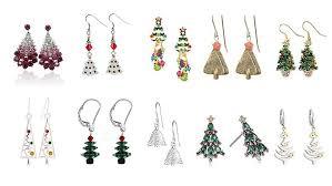 images of christmas earrings top 10 best christmas tree earrings 2017 heavy com