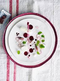 nouveau cuisine nouvelle cuisine stock photos offset