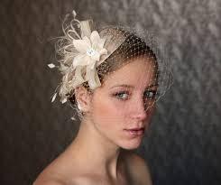 wedding headdress birdcage veil vintage style wedding headdress 2232435 weddbook