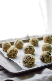 spicy baked turkey spinach meatballs project meal plan