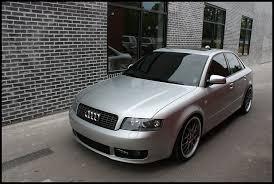 audi a4 2004 silver bbs rs gt rims on a silver audi b6 audi a4 b6 wheels