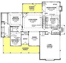 ranch floor plan ranch house plans open floor plan circuitdegeneration org