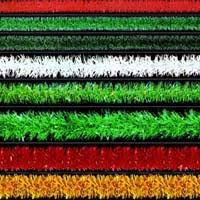 colorful commercial garland
