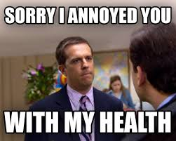 Losing Weight Meme - to the coworker that told me to stop losing weight because it