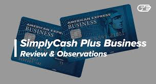 Business Card Credit Simplycash Plus Business Credit Card From American Express Reviews