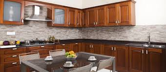 rubberwood kitchen cabinets modular kitchen u0026 wardrobe manufacturers in bangalore ambadas