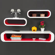 Skateboard Shelf Set4 Oval Wooden Wall Shelf Design For Living Room Buy Wooden