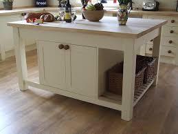 free standing kitchen island units awesome handmade solid wood island units freestanding kitchen
