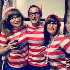 Wheres Waldo Halloween Costume 162 Diy Halloween Costumes Images Halloween