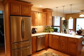 kitchen paint colors with oak cabinets ideas e trends image the stylish oak kitchen cabinets ideas wood and