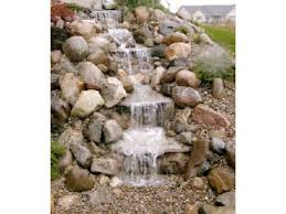 Aquascape Pondless Waterfall Kit Waterfall Kit Water Features Ebay