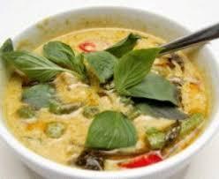 cuisine thailandaise recette curry vert thaïlandais recette de curry vert thaïlandais marmiton