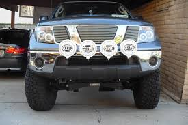 nissan frontier engine size new light bar pics nissan frontier forum