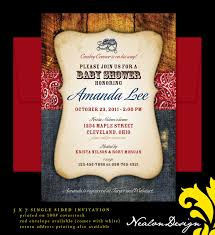 western baby shower beautiful western baby shower invitations as an ideas about