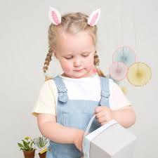 meri meri rabbit bunny ear hair meri meri hair tiny hanger