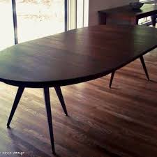 Oval Dining And Kitchen Tables CustomMadecom - Oval kitchen table