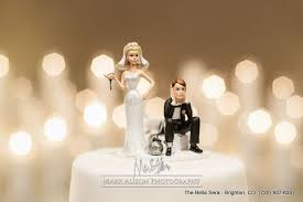 and chain cake topper bobblehead cake toppers archives sera denver wedding