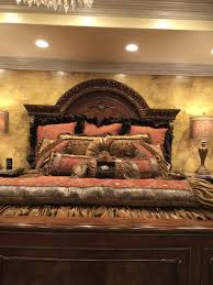 customized luxury bedding by reilly chance collection http
