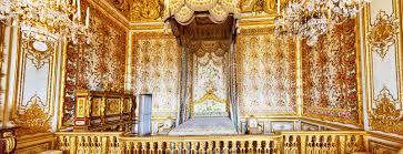chambre de reine intérieur de la chambre à coucher de la reine photo éditorial