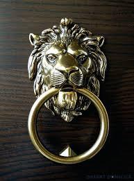 lion door knocker lion door knocker lion door knocker earrings jkimisyellow me