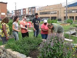 Urban Gardening Philadelphia - gardening growing trends for 2014 lewis ginter botanical garden