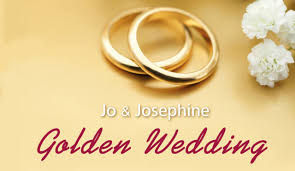 50th golden wedding anniversary 50th golden wedding anniversary
