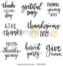 happy thanksgiving banner autumn greeting card stock vector