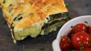 cuisine actuelle recettes cuisine actuelle la recette du gratin de courgettes plats