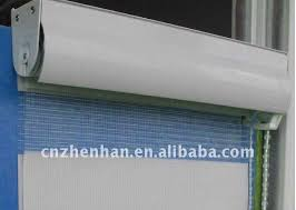 Plastic Curtain Track Brackets Zebra Blind Double Shade Components 28mm Aluminum Curtain Track