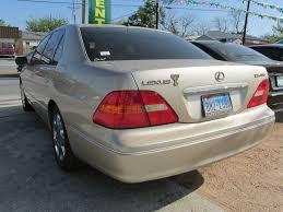lexus used cars san antonio 2001 lexus ls 430 4dr sedan sedan for sale in san antonio tx
