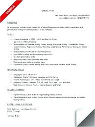 resume template for freshers download firefox software tester resume sle resume for software tester fresher
