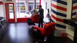 edward u0027s classic barber shop denton maryland youtube