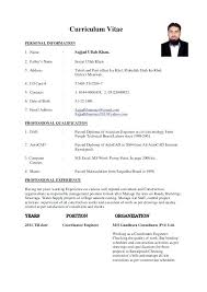 Resume Format For Freshers Mechanical Engineers Free Download Sample Resume For Freshers It Engineers Electrical Engineer Resume