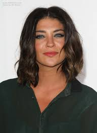 hairstyles for hair just past the shoulders jessica szohr lob hairstyle or long just above the shoulder bob