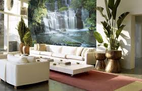 in the forest wall mural wallpaper falls in the forest wall mural wallpaper