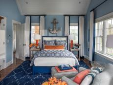 pictures of bedroom color options from soothing to romantic hgtv