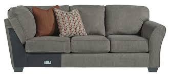 Ashley Raf Sofa Sectional Buy Ashley Furniture 8680049 8680066 Doralin Steel Raf Sofa With