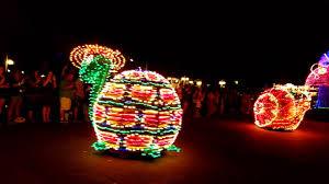 run of disney s electric light parade at wdw magic kingdom
