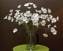 paper flower centerpieces easy entertaining four ideas for diy paper flower centerpieces