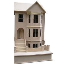 Free Doll House Design Plans by Dolls House Kit Building And Decorating Project By Bromley Craft