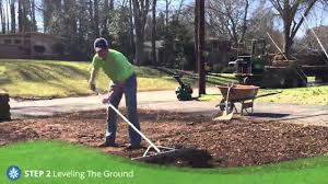 how to lay sod in your yard youtube